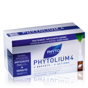 Phyto Phytolium 4 Treatment Εντατικό Συμπύκνωμα Κατά Της Τριχόπτωσης 12x3.5ml
