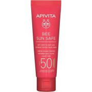 Apivita Bee Sun Safe Anti-Spot, Anti-Age Defense Tinted Face Cream 50ml