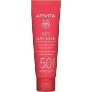 Apivita Bee Sun Safe Hydra Fresh Tinted Face Gel Cream 50ml