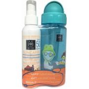 Apivita Suncare Kids Spray SPF50 150ml & ΔΩΡΟ Παιδικό Παγούρι 1τμχ