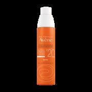 Avene Αντηλιακό Spray SPF20 200ml