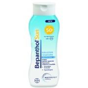 Bepanthol Sun Αντιηλιακό γαλάκτωμα για ευαίσθητο δέρμα SPF50 200ml