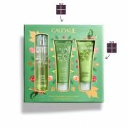 Caudalie Fleur De Vigne Fresh Fragrance 50ml & Body Lotion 50ml & Shower Gel 50ml