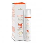 Cleria Αντιηλιακή, αντιγηραντική κρέμα προσώπου SPF50 50ml
