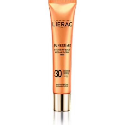 Lierac Sunissime Protective BB Fluid Anti Age Global SPF30 Golden 40ml