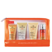 Nuxe SUN Discovery Set Κρέμα Προσώπου SPF50 30ml, Aftersun Shampoo 50ml, Aftersun Lotion 50ml & Άρωμα 30ml