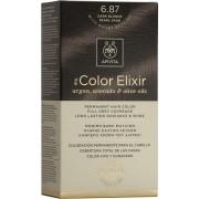 Apivita My Color Elixir 6.87 Ξανθό Σκούρο Περλέ Μπέζ