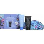 Apivita Aqua Beelicious Gel-Cream 40ml & Black Cleansing Jelly 50ml & Hair Band