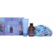 Apivita Aqua Beelicious Cream 40ml & Cleansing Foam 75ml & Hair Band