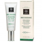 Apivita Bee Radiant Κρέμα Αντιγήρανσης & Λάμψης SPF30 40ml