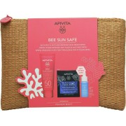 Apivita Bee Sun Safe Antispot Anti Age Defence Face Cream 50m & Serum 10ml & Face Mask 2x8ml
