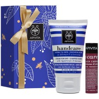 Apivita Hand & Lip Care Gift Set