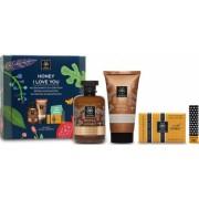 Apivita Honey I Love You Αφρόλουτρο Royal Honey 300ml, Κρέμα Σώματος 150ml & Δώρο 2 Προϊόντα