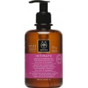Apivita Intimate Care Plus Gel καθαρισμού για επιπλέον προστασία 300ml