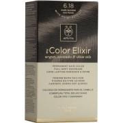 Apivita My Color Elixir 6.18 Ξανθό Σκούρο Σαντρέ