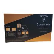 Apivita Queen Bee Light Texture 50ml & Serum 10ml & Night Cream 15ml