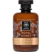 Apivita Royal Honey Αφρόλουτρο με Αιθέρια Ελαια και Μέλι 250ml