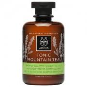 Apivita Αφρόλουτρο για το σώμα με αιθέρια έλαια με ελληνικό τσάι του βουνού 300ml