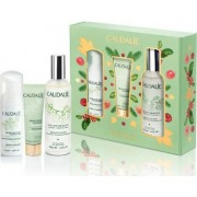 Caudalie Beauty Elixir 100ml &  Mousse Nettoyante 50ml & Glycolic Peel 15ml