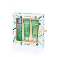 Caudalie Eau des vignes fresh fragrance 50ml με δώρο αφρόλουτρο 50ml και γαλάκτωμα σώματος 50ml