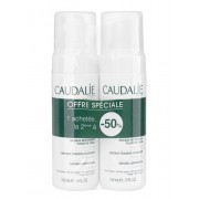 Caudalie Instant foaming cleanser 2x150ml