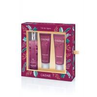 Caudalie The des vignes fresh fragrance 50ml με δώρο αφρόλουτρο 50ml και γαλάκτωμα σώματος 50ml