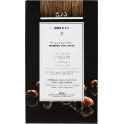 Korres Argan Oil Ageless Colorant 6.73 Χρυσό Κακάο 1τμχ