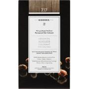 Korres Argan Oil Ageless Colorant 7.17 Ξανθό Μπέζ 1τμχ