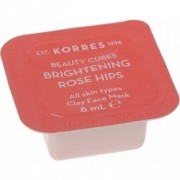 Korres Beauty cubes Brightening Rose Hips Μάσκα λάμψης 8ml