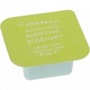Korres Beauty cubes Purifying Rosemary Μάσκα για βαθύ καθαρισμό 8ml
