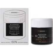 Korres Μαύρη Πεύκη 3D Κρέμα Ημέρας Κανονικές-Μικτές Επιδερμίδες Limited Edition 60ml