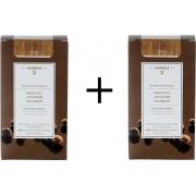 Korres Argan Oil Advanced Colorant 7.0 Ξανθό 2x50ml