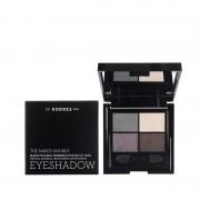 Korres Eyeshadow Quad The Naked Smokey