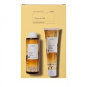 Korres Happy To Gift Refreshing Surprise Shower Gel 250ml & Body Milk 125ml