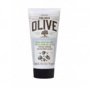 Korres Pure Greek Olive Ενυδατική Κρέμα Χεριών Θαλασσινό Αλάτι 75ml
