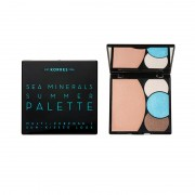 Korres Sea Minerals Summer Palette Blue Waves 13g
