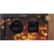 Korres The Copper Glow Set Illuminating Setting Powder 9g & Χάλκινη Σκιά Ματιών 1.5g