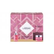 Lierac Supra Radiance Serum 30ml & Supra Radiance Gel-Creme 50ml & Pouch