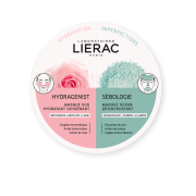 Lierac Hydragenist X Sebologie Duo Mask 2x6ml