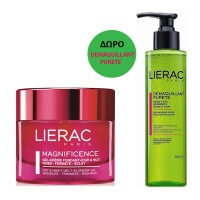 Lierac Magnificence Gel Creme 50ml & Δώρο Καθαριστκό Gel 200ml