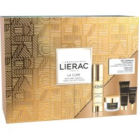 Lierac Premium La Cure 30ml & Premium Voluptueuse 15ml & Premium Mask 10ml &  Premium Yeux 3ml