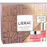 Lierac Supra Radiance Creme 50ml & Supra Radiance Serum Yeux 15ml