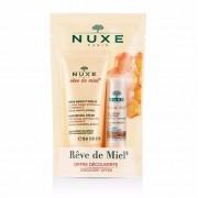 Nuxe Reve De Miel Σετ κρέμα χεριών 30ml και stick χειλιών 4g