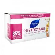 Phyto Phytocyane Θεραπεία κατά της γυναικείας τριχόπτωσης & ενεργοποίηση ανάπτυξης της τρίχας 12x7.5ml