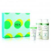 REN Evercalm giftset Σετ περιποίησης για το ευαίσθητο δέρμα 3 προϊόντων