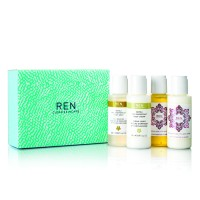 REN Mini body giftset 4 προϊόντων