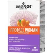 Superfoods Ιπποφαές Woman 30caps
