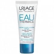 Uriage Eau Thermale Light Water Cream SPF20 Ενυδατική κρέμα λεπτής υφής SPF20 40ml
