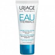 Uriage Eau Thermale Rich Water Cream Ενυδατική κρέμα πλούσιας υφής 40ml